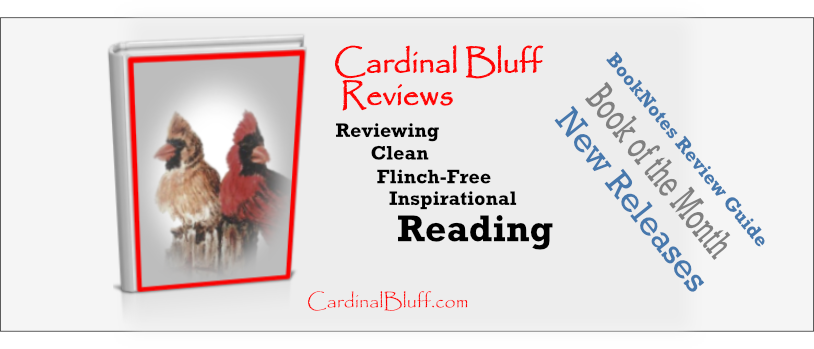 Cardinal Bluff Book Reviews.  Blog written by JudyAnn Lorenz
