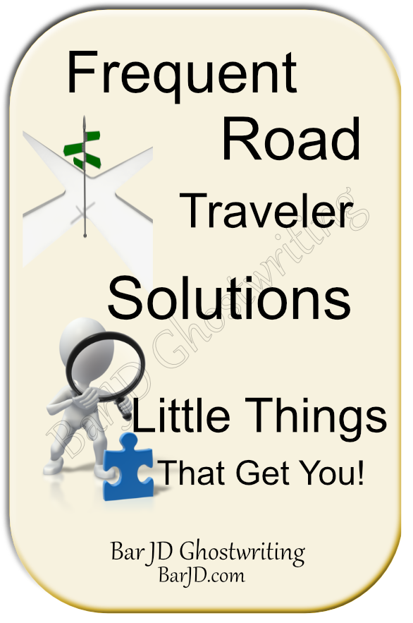 Travel solutions for the frequent road tripper